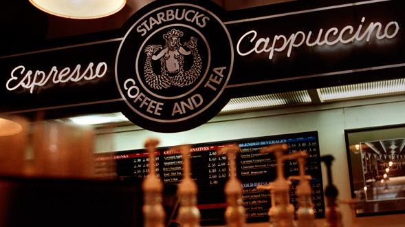 Starbucks (Старбакс): Лучшие цены на вкусный кофе