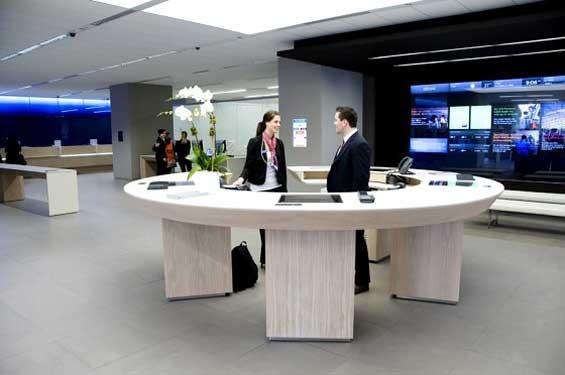 Омниканальный офис Citibank