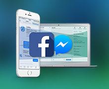 LiveTex подключил Facebook и Facebook Messenger